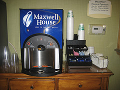 Maxwell house coffee machine
